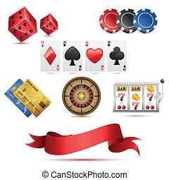 καζίνο , απεικόνιση