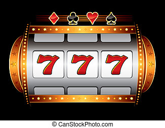 καζίνο , μηχανή
