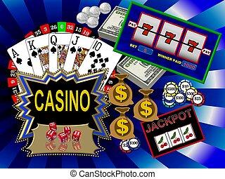 καζίνο , σύμβολο