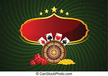 καζίνο , φόντο