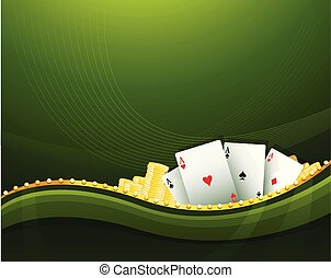 καζίνο , cambling, φόντο , στοιχεία