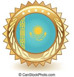 καζακστάν , σήμα