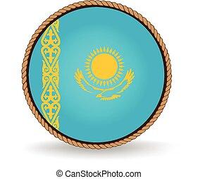 καζακστάν , σφραγίζω