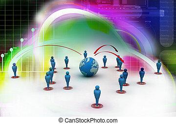 καθολικός , networking