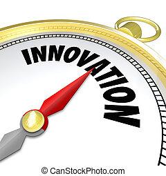 καινοτομία , χρυσός , περικυκλώνω , άγκιστρο στερέωσης ρούχων , να , καινούργιος , αλλαγή