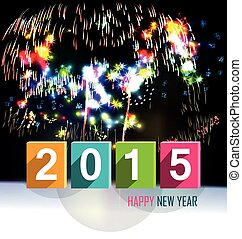 καινούργιος , ευτυχισμένος , έτος