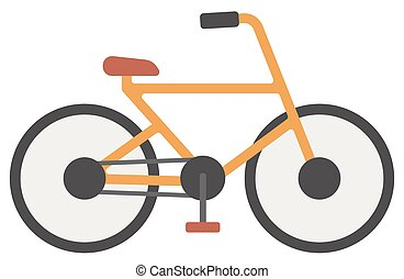 καινούργιος , κλασικός , bicycle.