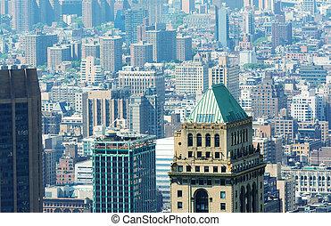 καινούργιος , κτίρια , γριά , york
