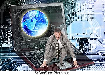 καινούργιος , υπολογιστές , τεχνολογία