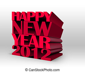 καινούργιος , 2012, ευτυχισμένος , έτος