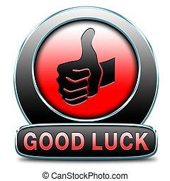καλή τύχη