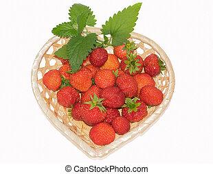 καλαθοσφαίριση , άβγαλτος φράουλα