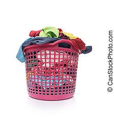 καλαθοσφαίριση , βρώμικος , laundry.