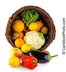 καλαθοσφαίριση , λαχανικά , γεμάτος , ανταμοιβή