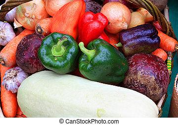 καλαθοσφαίριση , λαχανικά