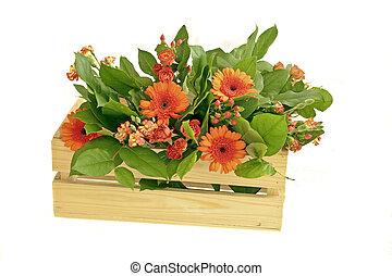 καλαθοσφαίριση , λουλούδια , γεμάτος