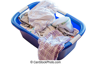 καλαθοσφαίριση , μπουγάδα , βρώμικος