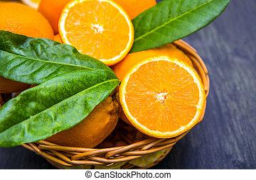 καλαθοσφαίριση , πορτοκάλι , γεμάτος , φρέσκος