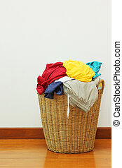 καλαθοσφαίριση , ρουχισμόs , μπουγάδα