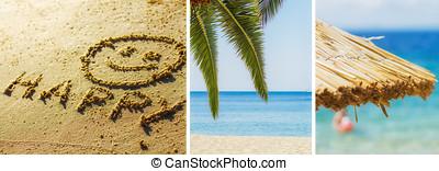 καλοκαίρι , είδος γραφική εξοχική έκταση , παραλία