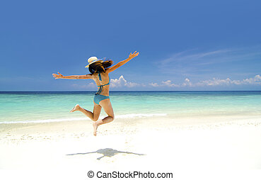 καλοκαίρι , ελευθερία