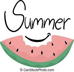 καλοκαίρι , μήνυμα