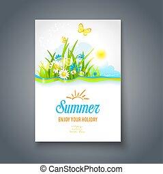 καλοκαίρι , μοτίβο