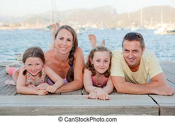 καλοκαίρι , οικογένεια