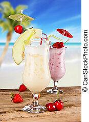 καλοκαίρι , πίνω