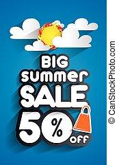 καλοκαίρι , πώληση