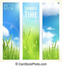 καλοκαίρι , meadow.