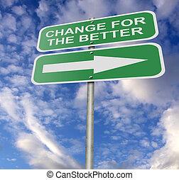 καλύτερα , δρόμοs , αλλαγή , δρόμος αναχωρώ