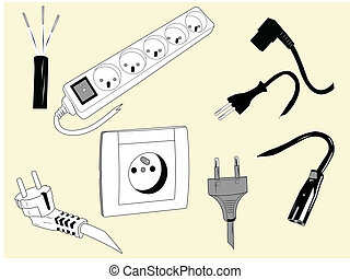 καλώδιο , αναφλεκτήρας , ηλεκτρικός