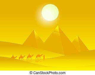 καμήλες , άνθρωποι , καραβάνι , giza., εικόνα , ζεστός , μικροβιοφορέας , φόντο , αγγλική παραλλαγή μπιλιάρδου , εγκαταλείπω