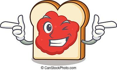 καμμύω , πελτέs , χαρακτήρας , γελοιογραφία , bread