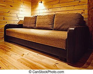 καναπέs , γωνία