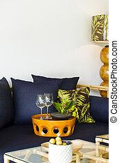 καναπέs , μπαμπού , σύγχρονος , αριθμός θέσεων , περιοχή