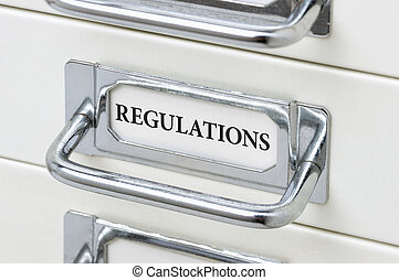 κανονισμοί , εκδότης βιτρίνα , επιγραφή