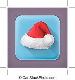 καπέλο , claus , santa