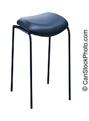 καρέκλα , άσπρο , απομονωμένος