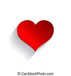 καρδιά , αγάπη , σύμβολο , μικροβιοφορέας , εικόνα , κόκκινο