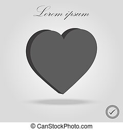 καρδιά , αγάπη , pictogram , eps10, σχεδιάζω , ιστός , ρυθμός , βαλεντίνη , απομονωμένος , μαύρο , vector., άσπρο , logo., σκιά , διαμέρισμα , έμβλημα , σήμα , σύμβολο. , φόντο , ημέρα , εικόνα , γραφικός