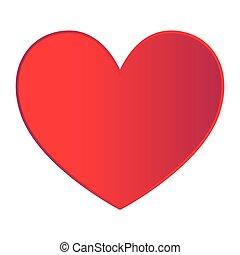 καρδιά , αγαθός αριστερός , φόντο