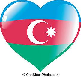 καρδιά , αζερμπαϊτζάν