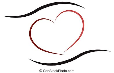 καρδιά , ανάμιξη