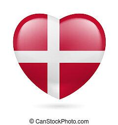 καρδιά , εικόνα , δανία