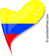 καρδιά , κουμπί , αναπτύσσομαι. , σημαία , μικροβιοφορέας , κολομβία
