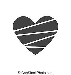 καρδιά , μικροβιοφορέας , εικόνα