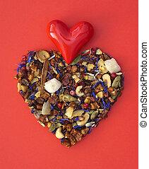 καρδιά , - , σύμβολο από αγάπη