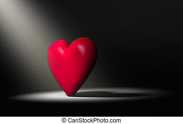 καρδιά , τολμηρός